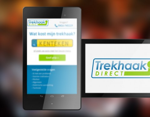 TrekhaakDirect Logo