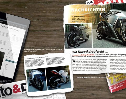 Ducati ZERO
