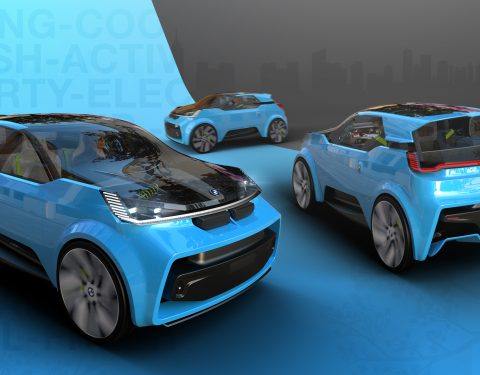 BMW i1 Concept