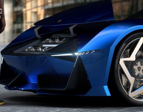 Lamborghini Eclisse