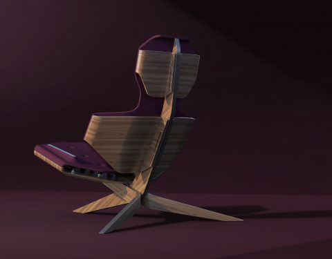 Chair #No.2