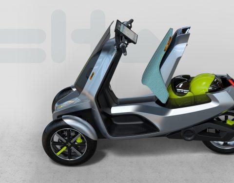 Qesto Motors Delta 1