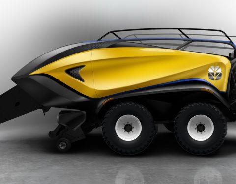 New Holland – BigBaler 1290 High Density